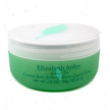 Elizabeth Arden Green Tea Enriched Body Butter 125ml/4.8oz