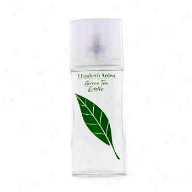 Elizabeth Arden Green Tea Exotic Eau De Toilette Spray 100ml/3.3oz