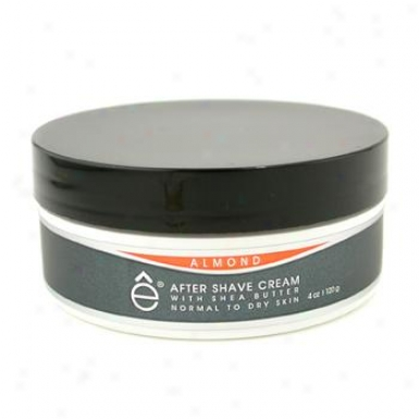 Eshave After Shave Cream - Almond 120g/4oz