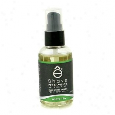 Eshave rPe Shave Oil - Pale Tea 60g/2oz