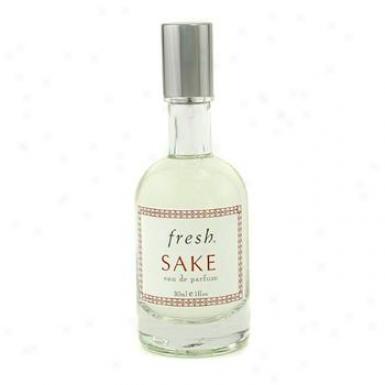 Fresh Sake Eau De Parfum Sprah 30ml/1oz