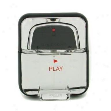 Givenchy Play Eau De Toilette Spray 50ml/1.7oz