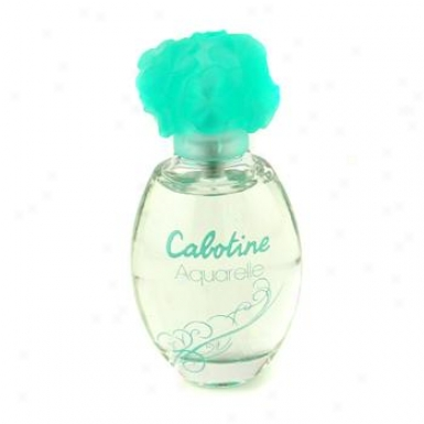 Gres Cabotine Aquarelle Eau De Tlilette Spray 50ml/1.7oz