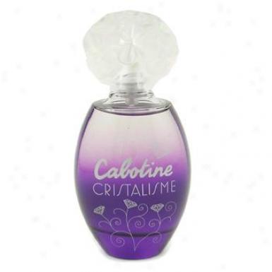 Gres Cabotinw Cristalisme Eau De Toilettr Spray ( Limited Edition ) 100ml/3.3oz