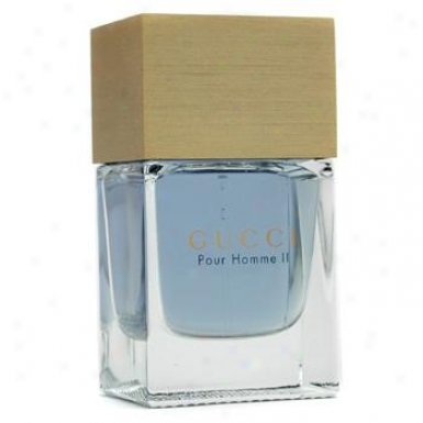 Gucci Gucci Ii Pour Homme Eau De Toilette Spray 50ml/1.7oz