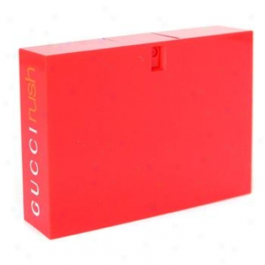 Gucci Rush Eau De Toilette Spray 30ml/1oz