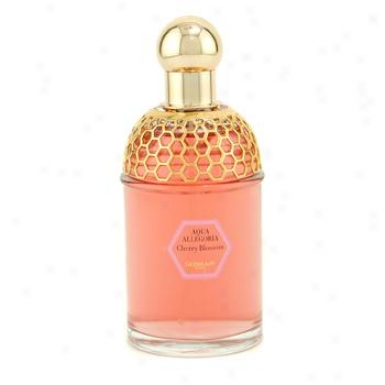 Guerlain Aqua Allegoria Cherry Blossom Eau De Toilette Spray 125ml/4.2oz