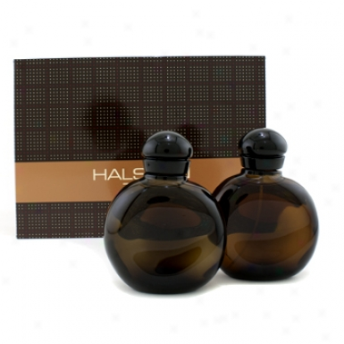 Halston Z-14 Coffret: Colpgne Spray 125m/4.2oz + After Shave Lotion 125ml/4.2oz 2pcs
