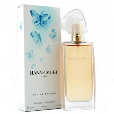 Hanae Mori Eau De Parfum Spray 50ml/1.7oz