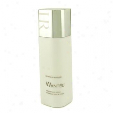 Helena Rubinstein Wantee Sensual Body Lotion 200ml/6.76oz