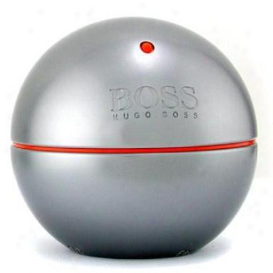 Hugoo Boss In Motion Eau De Toilette Spray 90ml/3oz