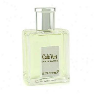 Il Profvmo Cafe Vert Eau De Parfum Spray 100ml/3.4oz