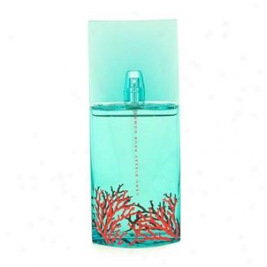 Issey Miyake L'eau D'issey Summer Eau De Toilette Spray ( 2011 Limited Edition ) 125ml/4.2oz
