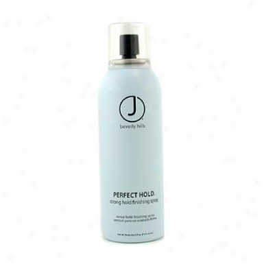 J Beverly Hills Perfect Hold Strong Hold Finishing Spray 175ml/6oz