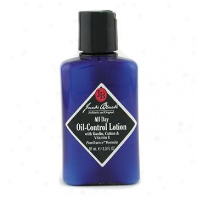 Jack Black All Day Oil-control Lotion 97ml/3.3oz