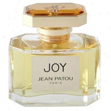 Jean Patou Joy Eau De Toilette Natural Spray ( New Packaging ) 50ml/1.6oz