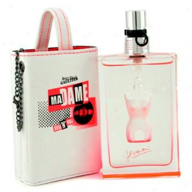 Jean Paul Gaultier Ma Mistress Rose 'n' Roll Collector Eau De Toilette Spray 50ml/1.6oz