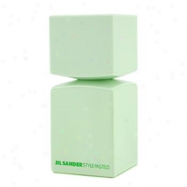 Jil Sander Style Pastels Tender Green Eau De Parfum Spray 50ml/1.7oz