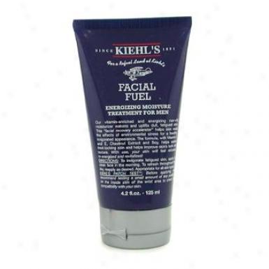 Kiehl'sF acial Fuel Energizing Moisture Treatment For Men 125ml/4.2oz