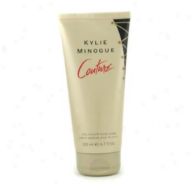 Kylie Minogue Couthre Silky Smooth Body Cream 200ml/6.7oz