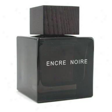 Lalique Encre Noire Eau De Toilette Spray 100ml/3.4oz