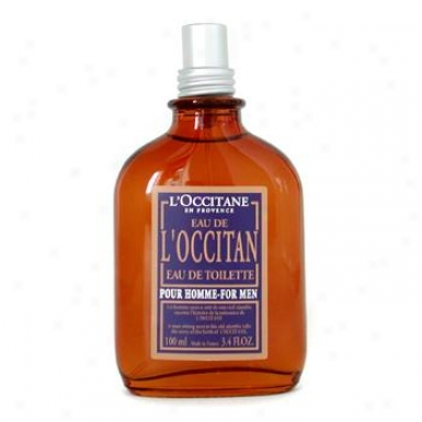 L'occitane Eau De L'occitane Pour Homme Eau De Toilette Spray 100ml/3.4oz