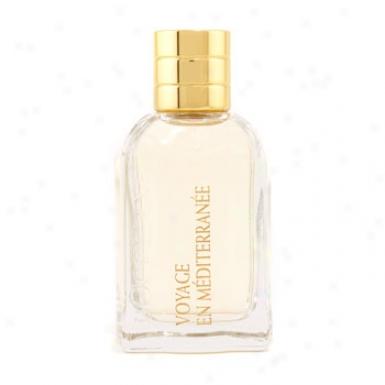 L'occitane Voyage En Mediterranee Series - Jasmine Eau De Parfum Spray 75ml/2.5oz