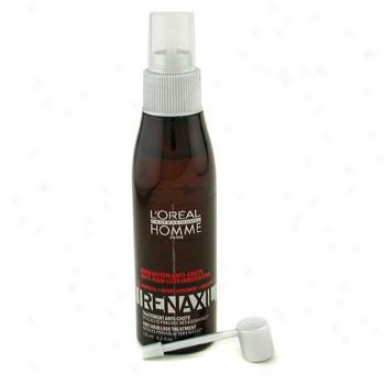 L'oreal Professionnel Homme Renaxil Anti-hair Loss Innovation ( Advanced Hair Loss ) 125ml/4.2oz
