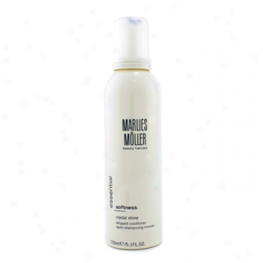 Marlies Moller Essential Crystal Shine Whipped Condtioner 150ml/5.1oz