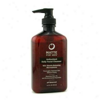 Matte For Me nAntioxidant Daily Facial Cleanser 192ml/6.5oz