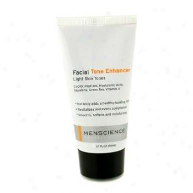 Menscience Facial Tone Enhancer 50ml/1.7oz
