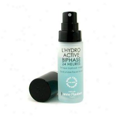 Methode Jeanne Piaubert L' Hydro Active Biphase 24 Heures - Dual Phase Facial Toner 30ml/1oz
