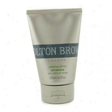 Molton Brown Calming Citron Ultrashave 125ml/4.2oz