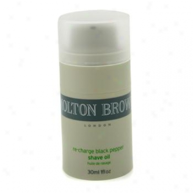 Molton Brown Re-charge Black Pepper Save Oil 30ml/1oz
