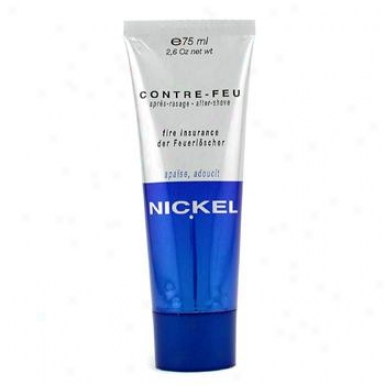 Nickel Fire Insurance After Shave Balm Nk2201004 75ml/2.6oz