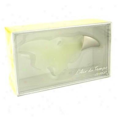 Nina Ricci L'air Du Temps By Starck Eau De Toilette Spray ( Limited Edition ) 45ml/1.5oz