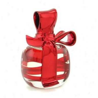 Niha Ricci Ricci Ricci Dancing Ribbon Eau De Parfum Spray (limited Edition) 50ml/1.7oz