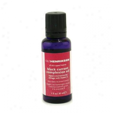 Ole Henriksen Black Currant Complexion Oil 30ml/1o2