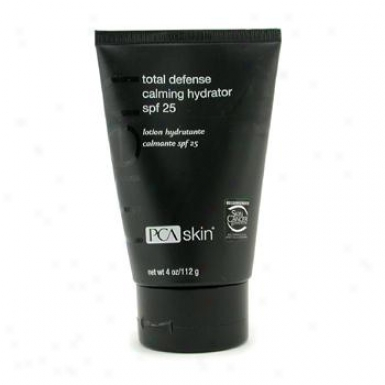 Pca Skin Total Defense Calming Hydratof Spf 25 112g/4oz