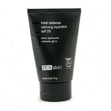 Pca Skin Total Defense Calming Hydratof Spf 25 112g/4oz