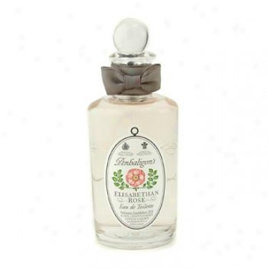 Penhaligon's Elisabethan Rose Eau De Toilette Spray 100ml/3.4oa