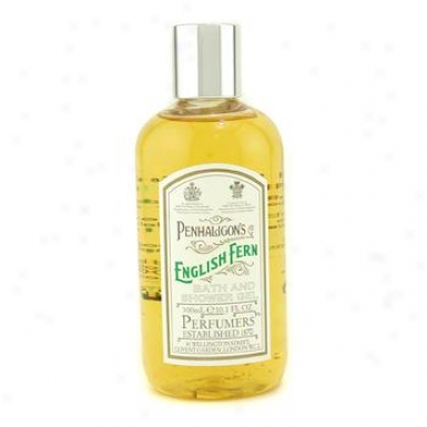 Penhaligpn'a English Fern Shower Gel 300ml/10oz