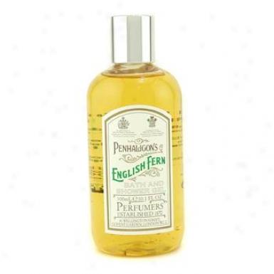 Penhaligpn'a English Fern Shower Gel 300ml/10oz