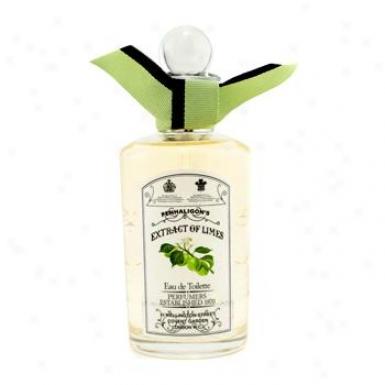 Penhaligon's Extract Of Limes Eau De Toilette Spray 100ml/3.4oz