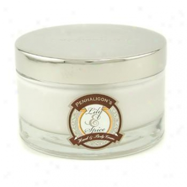 Penhaligon's Lily & Spice Hand & Body Cream 150ml/5oz
