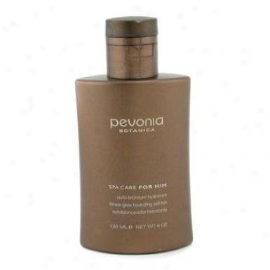Pevonia Botanica Fitness-glow Hydrating Self-tan 8012 120ml/4oz