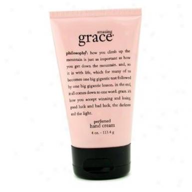 Philosophy Amazing Grace Perfumed Palm Cream 113.4g/4oz