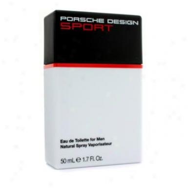 Porsche Design Sport Eau De Toilette Spray 50ml/1.7oz