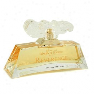 Princess Marina De Bourbon Reverence Eau De Parfum Spray 100ml/3.3oz