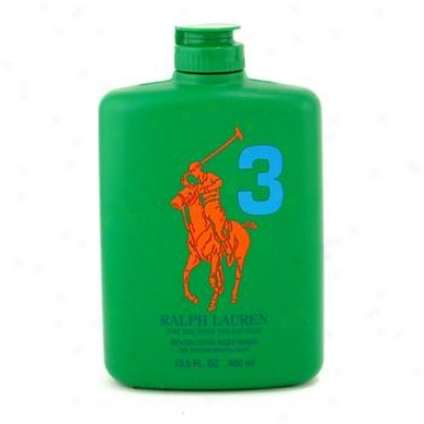 Ralph Lauren Haughty Pony Collection #3 Body Wash ( Unboxed ) 400ml/13.5oz